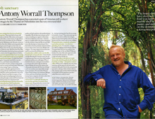 Homes & Antiques. Antony Worrall Thompson – My sanctuary