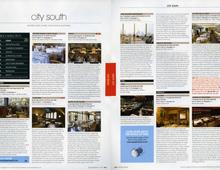 Square Meal. City south restaurant reviews