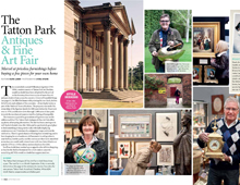 Homes & Antiques. The Tatton Park Antiques & Fine Art Fair