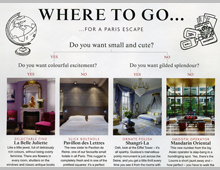 Tatler. Paris hotel review – Shangri-La