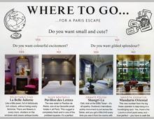 Tatler. Paris hotel review – Shangri-La