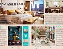 Tatler. Chicago hotel review – The Langham