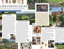 Tatler. The Woodspeen cookery school