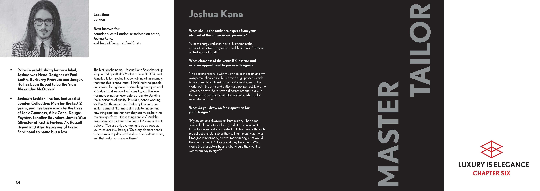 09 Joshua Kane
