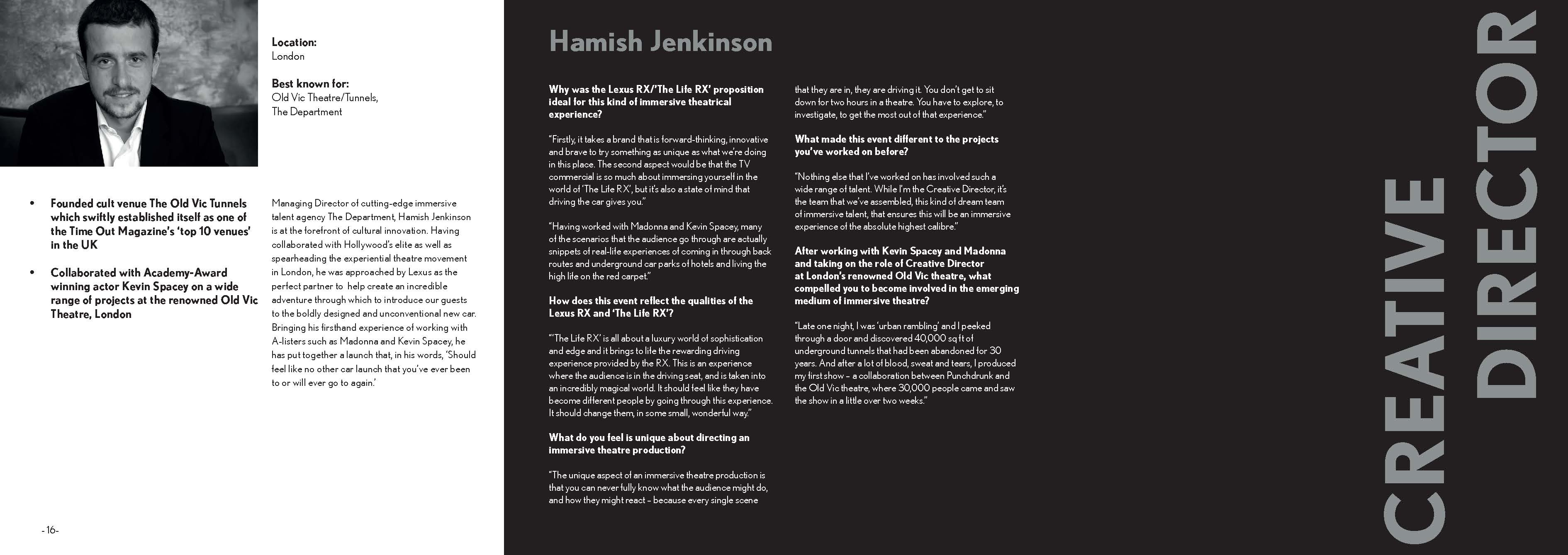 Hamish Jenkinson