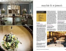 Square Meal. Mayfair restaurant reviews
